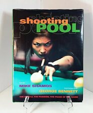 Shooting Pool Michael Shamos George Bennett 1998 The People Passion Pulse