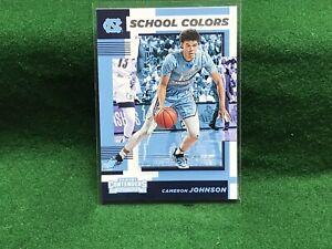 CAMERON JOHNSON. 2019-20 Contenders Draft Picks, School Colors Insert Card #18.
