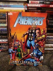 Avengers Kree Skrull War HC (Hardcover)