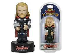 "NECA Solar Powered 6"" Marvel Comices Avengers Thor Body Knocker Figure"
