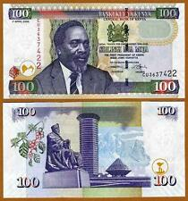 Kenya / Africa, 100 Shillings, 2006, P-42, UNC