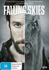 Falling Skies : Season 5 (DVD, 2016, 3-Disc Set)