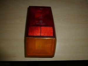 Ford Fiesta MK 1 Rear Light Assembly L GL ghia S Sport XR2 Popular Plus Rally