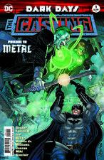 SDCC 2017 DC Universe Exclusive Dark Days The Casting #1 Foil Variant