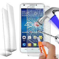 Twin Pack - Genuine Tempered Glass Film Screen Protector for Huawei Ascend G620s