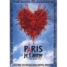 PARIS JE T'AIME (AMARAY) DVD EPISODENFILM NEU