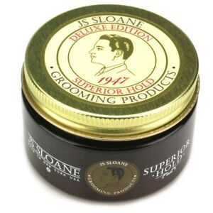 JS Sloane 1947 Superior Hold Water Soluble Hair Pomade