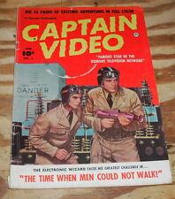 Captain Video #2 very good 4.0
