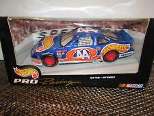 "NASCAR Kyle Petty #44 Race Car Hot Wheels 1997 Pontiac Grand Prix #19256 8"" long"