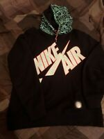 Nike (Glow In The Dark) Hoodie Mens Sz L (in Great Condition)