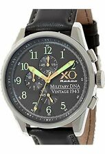 New XO Retro P-38 Lightning Plane Vintage WWII 1943 Military DNA Watch Watch