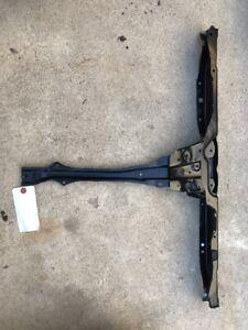 02-06 Acura RSX radiator support hood latch mount T bracket bar. Frame