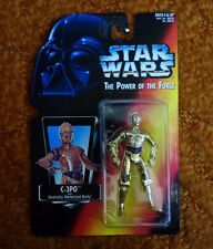 Star Wars The Power of the Force C-3PO Action Figure 1995 by Kenner