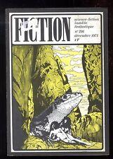 Revue FICTION n° 216 Dec.1971  A.E. VAN VOGT / Fritz LEIBER / ill. CAZA    OPTA