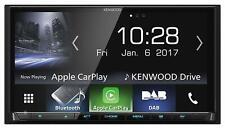 Kenwood DMX7017DABS Doppel-DIN MP3-Autoradio Touchscreen Bluetooth DAB USB