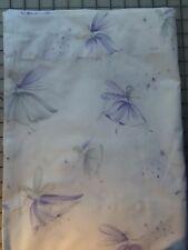 Custom Pattern Barn Kids Lavender Fairies Valance 96 by 15 PBTeen