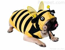 Bee dog costume jacket shirt FOR SMALL TO XXLARGE DOGS - New
