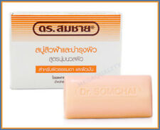 Dr. Somchai Acne + Cleansing Cream Soap Bar Normal to Oily skin Extra Gentle