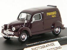 PANHARD DYNA X COMMERCIALE GRENAT ELIGOR 1/43 Ref 101531
