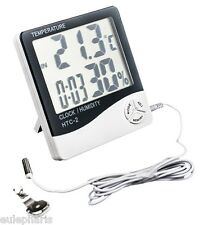 Termohigrometro Sonda Pantalla XXL VDL Termometro/Higrometro Temperatura/Humedad