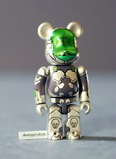 Bearbrick Series 25 Medicom HERO Accel World Silver Crow 8.33 % Rarity