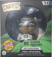 Funko Dorbz #252 DC Super Heroes White Lantern Batman Chase Limited Edition