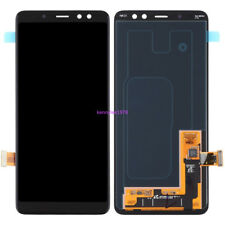 Ecran LCD Display Vitre Tactile Screen Pour Samsung Galaxy A8 2018 SM-A530F Noir