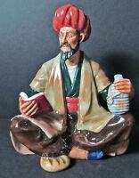 "Royal Doulton England OMAR KHAYYAM Figure Persian Poet HN2247 6-1/4"" M Nicoll"