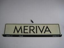 Scheibenwaschdüse Spritzdüse hinten original Meriva B vom Opel Händler