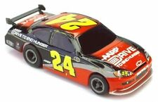 Jeff Gordon 24 AARP Hendrick Chevrolet Impala NASCAR HO Slot Car Life Like 9630