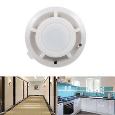 433MHz Wireless Photoelectric Home Security Smoke Detector Fire Alarm Sensor