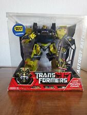 Hasbro TRANSFORMERS RATCHET LIMITED EDITION METALLIC FINISH BEST BUY EXCLUSIVE
