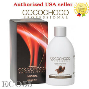 COCOCHOCO Original  Brazilian Keratin Hair Straightening Treatment 8.4oz /250 ml