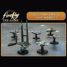 Firefly The Game Customizable Ship Model by Gale Force Nine GF9 FIRE007