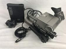 Vtg RCA Solid State Color Video Camera CKC031 Electronic Viewfinder Camcorder