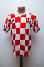 CROATIA 1996/1997/1998 HOME FOOTBALL SHIRT JERSEY MAGLIA LOTTO SUKER BOBAN ERA