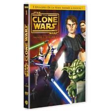 Star Wars The Clone Wars Saison 1  Volume 1 DVD NEUF