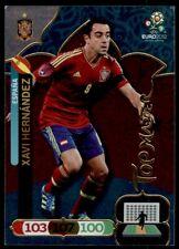 Panini Euro 2012 Adrenalyn XL - Xavi Hernández España (Top Master)
