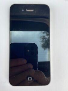 Apple iPhone 4 - 8GB - Black (Verizon) A1349 (CDMA) for parts