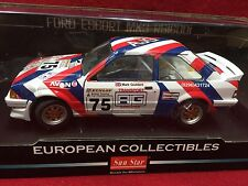 CLEARANCE 1:18 Ford Escort MK3 RS1600i BSCC 1988 #75 Mark Goddard  #4966