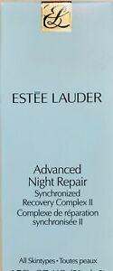 Advanced Night Repair Synchronized Multi-Recovery Complex, 30ml.+1 Makeup FREE