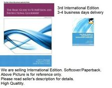 The Basic Guide to SuperVision and Instructional Leadership 3e Global Edition