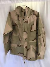 US Military Cold Wet Weather Gen 1 ECWCS DESERT Gore-Tex Parka Jacket  Med