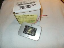 Whelen Dimmable LED Dome cabin light 14 volt 01-0770813-03 7081303