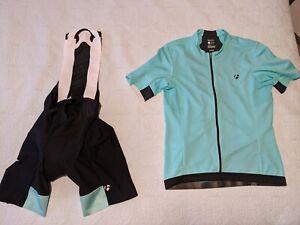 Bontrager Profila Velocis Jersey Bib Tights Kit Shorts Men's Large