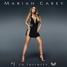 MARIAH CAREY - #1 TO INFINITY (180g gatefold LP Vinyl) sealed