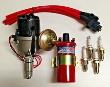 AccuSpark Ignition Service Pack for Negative Earth Morris Minor - A Series