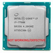 Intel Core I7-7700K 4,2 GHz QuadCore Prozessor *DEFECT*