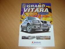 CATALOGUE Accessoires Suzuki Grand Vitara
