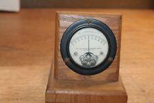 VTG '50'S MILLIAMPERES DC GAUGE BY HOYT ELECTRICAL INSTRUMENT CO. MODEL N 17-L